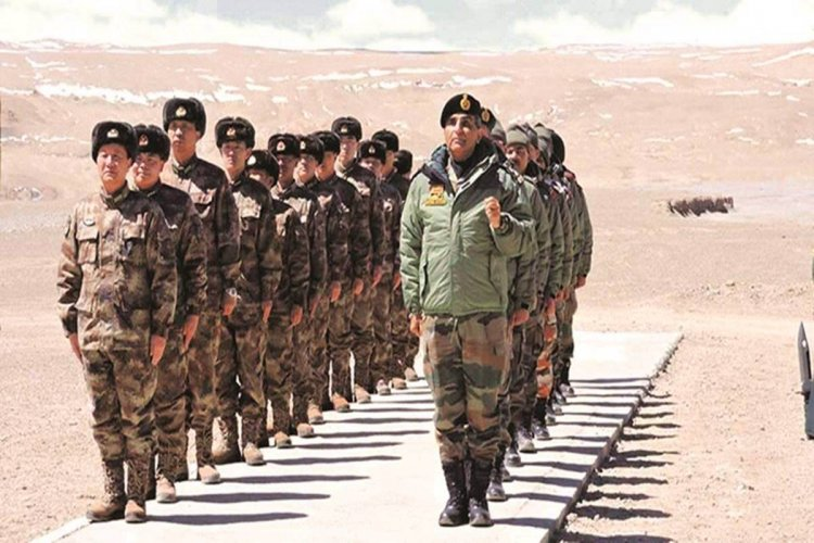 INDIA – CHINA: STALEMATE AT LADAKH AS CHINA HARDENS STANCE