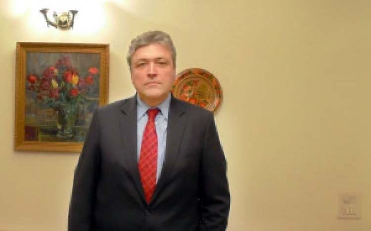 H.E. Mr. Oleksandr Shevchenko, Ambassador of Ukraine in India