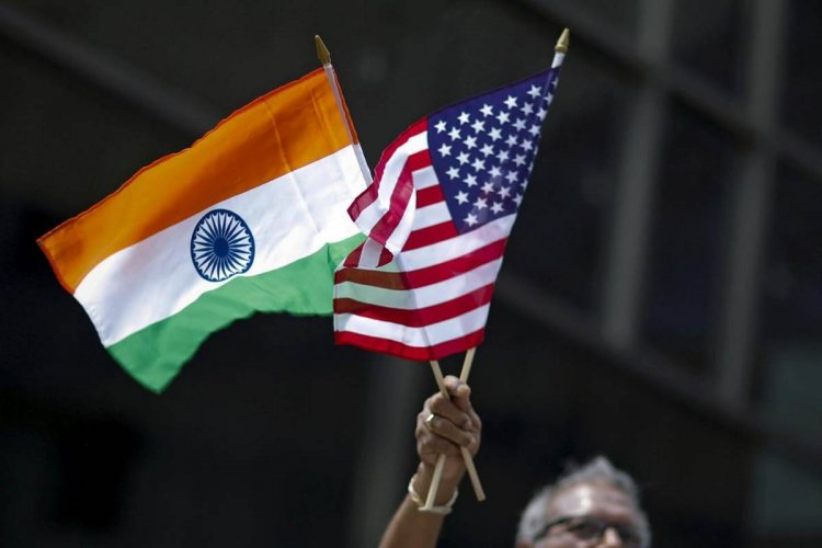 THE FIRMING UP OF INDIA-US TIES