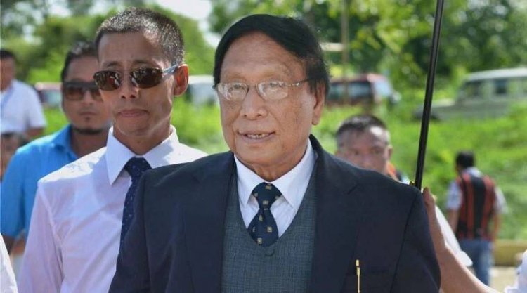 NAGALAND: THE RECALCITRANT MUIVAH AND NSCN (I-M)