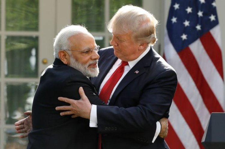 MODI AND TRUMP: MUCH IS SIMILAR, MUCH DIFFERENT
