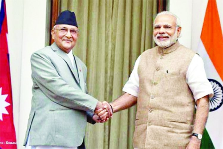 INDIA - NEPAL: ATTEMPT TO RESET TIES