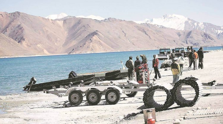 MILITARY COMMANDERS MEET: INDIA CONSIDERING CHINESE PROPOSAL