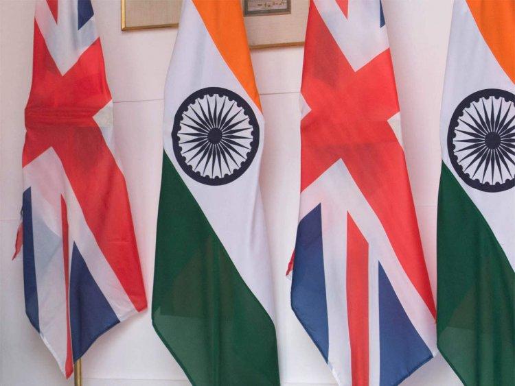 INDIA - UK: BOOSTING TIES IN INDO-PACIFIC REGION