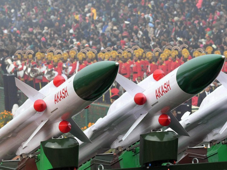 India Approves Export of Akash Missile System