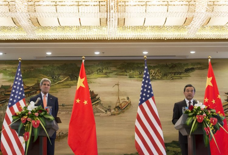 Foreign Secretary on Relations with China, US