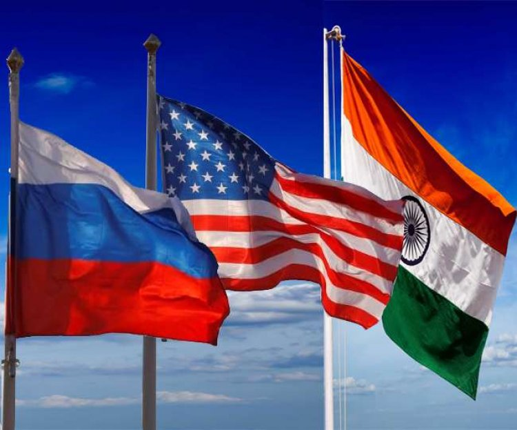 India - US - Russia: Us Threat of Sanctions over S-400